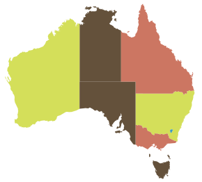 IVG en Australie