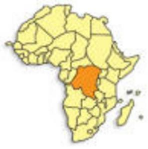 Congo en afrique