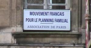 Mouvement français francais pour le planning familial mfpf paris