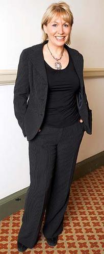 Nadine Dorries loi pour la réduction du délai d'avortement